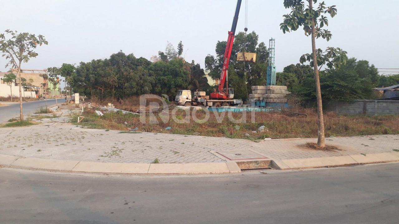 Ngân hàng hỗ trợ thanh lý 20 nền đất chính chủ đường Võ Văn Vân