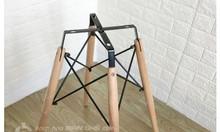 Chân bàn lắp ráp, chân bàn decor, mẫu chân bàn đẹp giá rẻ