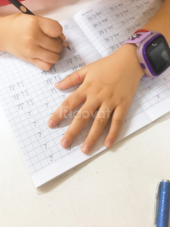 Chiêu sinh lớp dự thính cho trẻ chuẩn bị vào lớp 1