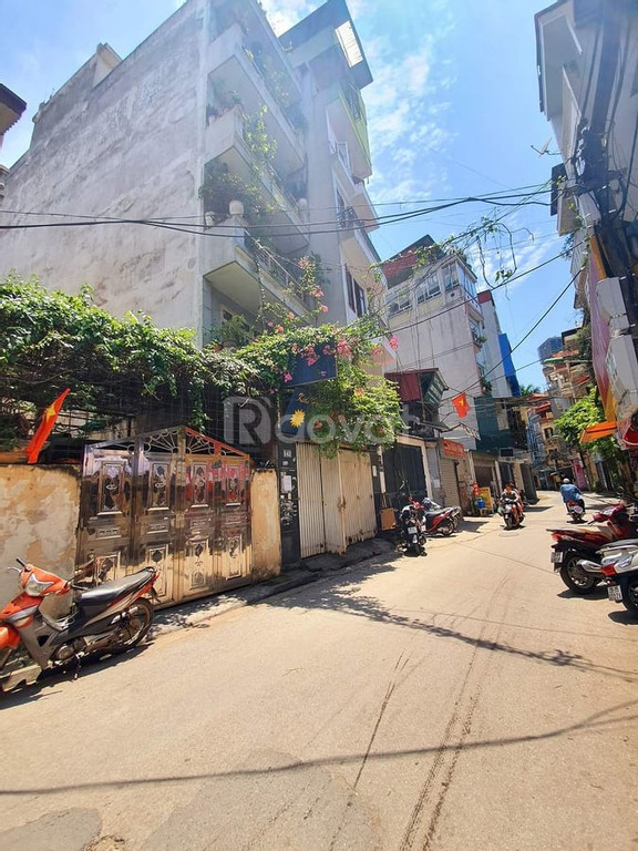 Bán nhà Mai Dịch, hai thoáng, kinh doanh, 63/90m2x4Tx4mx5tỷ 7.