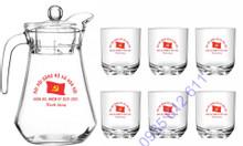 In ly thủy tinh quà tặng tại Đà Nẵng