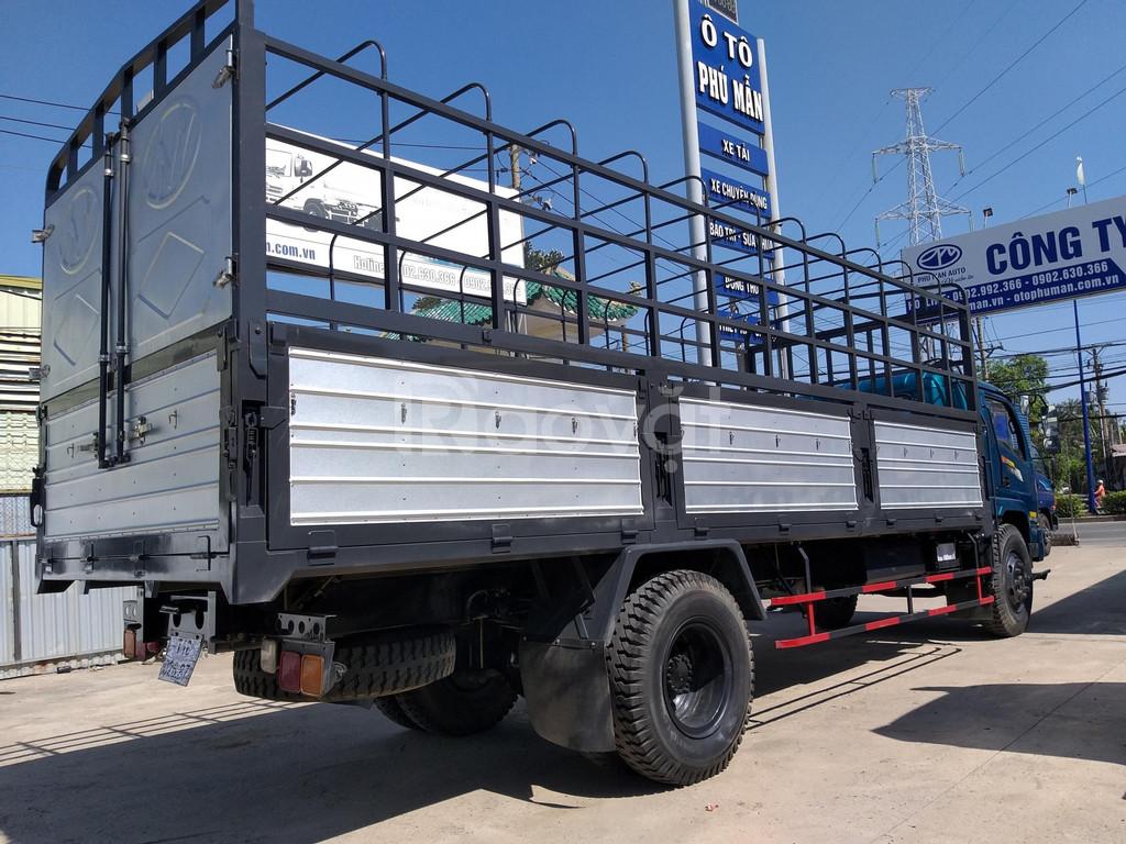 Xe tải chiến thắng 7 tấn ga cơ, xe tải Chiến Thắng máy yuichai giá rẻ