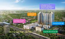 Quỹ căn ngoại giao đẹp  dự án Mipec Rubik Xuân Thủy Cầu Giấy