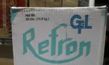 Gas lạnh r134a refron ấn độ