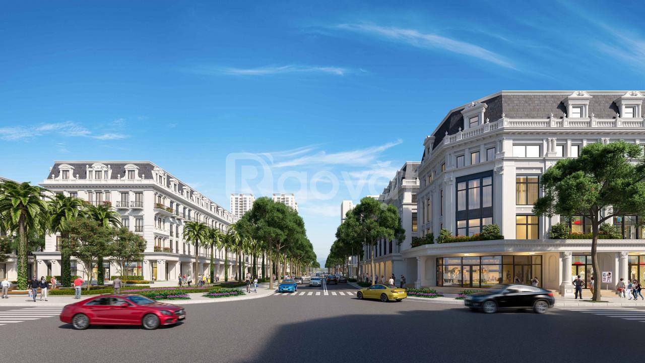 Liền kề biệt thự Louis City Hoàng Mai