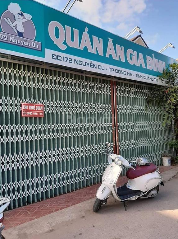 Mặt tiền đường Nguyễn Du 250m2, Đông Hà City (ảnh 2)