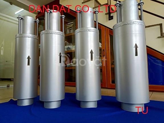 Khớp giãn nở ES-200/ khớp giãn nở vuông/khớp giãn nở/Khớp nối mềm inox (ảnh 5)