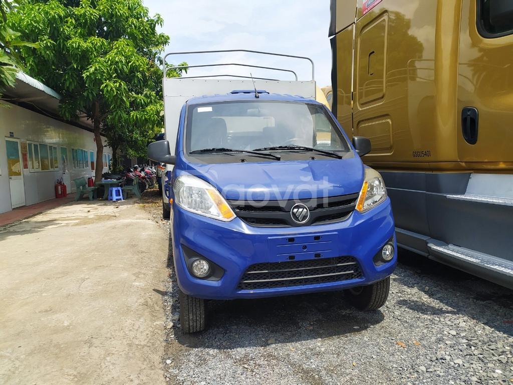 Xe tải 900kg giá rẻ Foton 1.5L nhập khẩu chỉ 80 triệu