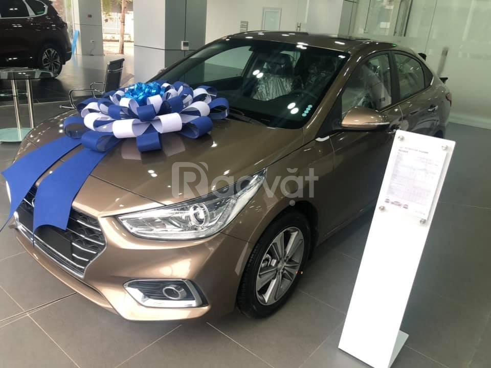 Bán xe hyundai accent 2020 đặc biệt giá 536 triệu đồng