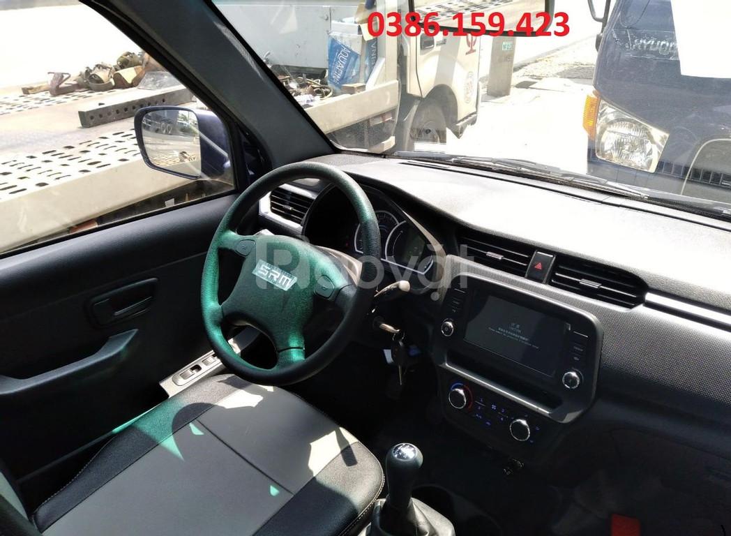 Xe tải dongben SRM 930kg 2020 , dongben srm thùng dài 2m7