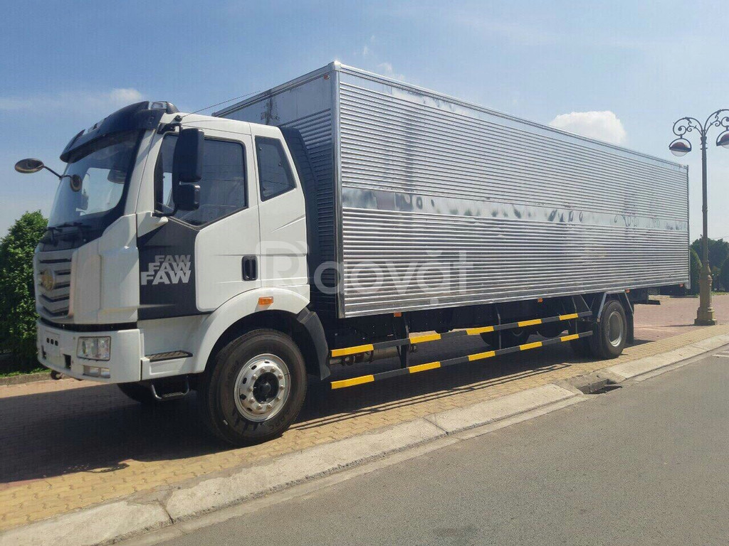 Xe tải thùng dài Faw 8T thùng 10m, xe tải Faw 8 tấn 2020