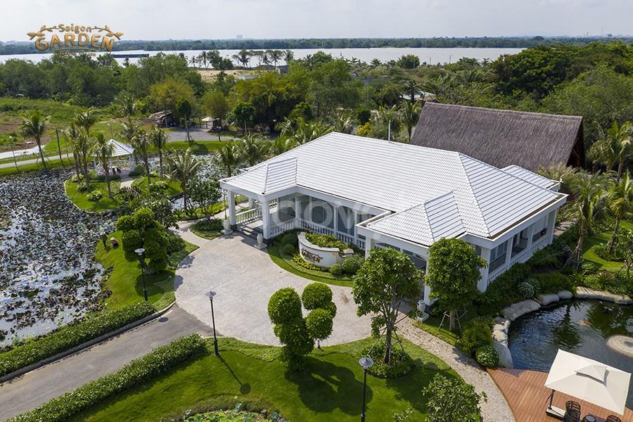 Đất nền biệt thự Saigon Garden Quận 9 CĐT Hưng Thịnh