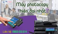 Máy photocopy hiện đại