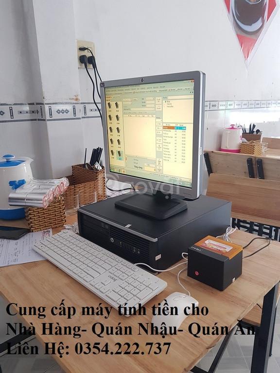 Máy tính tiền cho Quán ăn  tại Bình Thuận giá rẻ (ảnh 3)