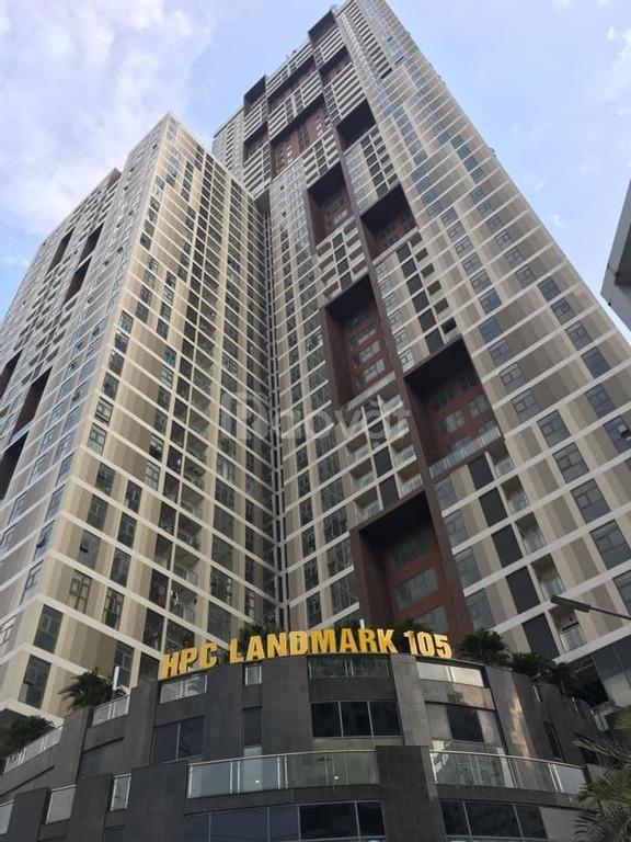 Bán nhanh căn 3PN, 3WC, 125m2 toà HPC Landmark 105