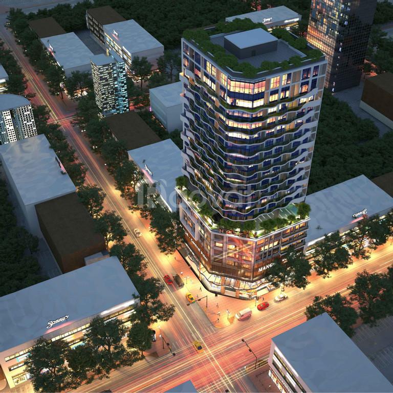 Chung cư cao cấp sở hữu lâu dài giá đợt 1 chỉ 986 triệu/căn