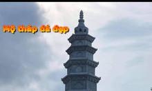 Tháp đá – Những mẫu mộ tháp đá đẹp cao cấp 05