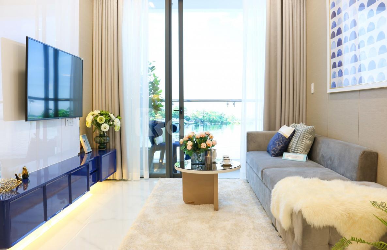 Bán gấp căn 1 phòng ngủ căn hộ D'lusso quận 2, Giá gốc CĐT, CK 2%