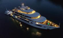 Khuyến mại voucher giảm giá du thuyền 5 sao Hạ long Scarlet Pearl