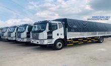 Xe tải thùng dài, xe tải Faw thùng 10 mét, giá xe Faw giảm 20 triệu