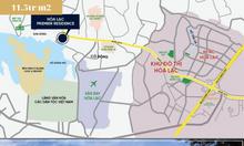 1 tỉ sở hữu ngay shophouse sổ đỏ lâu dài 100m2 sát sân Golf hồ Đồng Mô