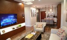 Căn hộ chung cư Goldmark city full nội thất 2PN