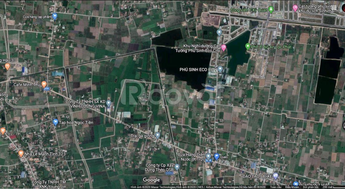 Bán 390m2 đất thổ cư mặt tiền Tỉnh lộ 9