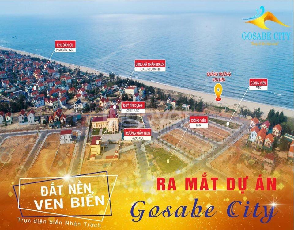 Cơ hội sở hữu đất nền ven biển Quảng Bình dễ dàng giá chỉ 16tr/1m2