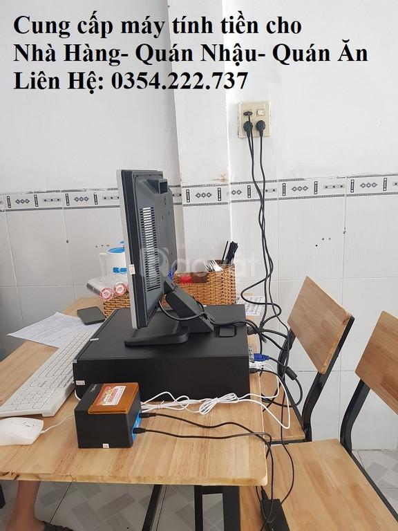 Máy tính tiền cho Quán ăn  tại Bình Thuận giá rẻ (ảnh 6)