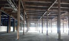 Cho thuê nhà xưởng tại KCN Quang Minh, Mê Linh, Hà Nội DT 3000-6000m2