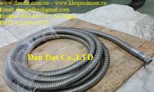 Khớp nối mềm giảm chấn inox, ống nối mềm chịu nhiệt, khớp nối inox