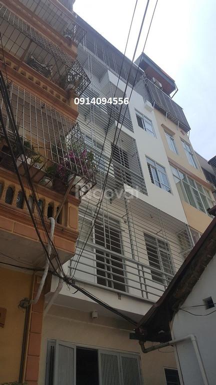 Bán nhà đường Láng, Cầu Giấy 5 tầng, mặt tiền 5m, diện tích 38 m2