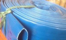 Ống bạt cốt dù xả nước, xả cát ống bạt nhựa PVC