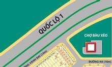Chỉ với 480tr sở hữu ngay đất nền Bàu Xéo, mặt tiền QL1A, liền kề KCN