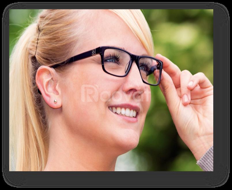 Máy trợ thính gọng kính đường xương