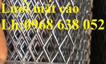 Lưới trám 6x12mm, Lưới trát tường hình thoi mắt 6x12mm giá rẻ