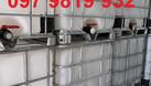 Bán thùng nhựa đựng hóa chất 1000l có khung sắt (ảnh 6)