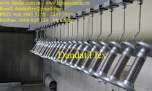 Mặt bích Jis 10 K inox 304 đầu nối cho khớp nối mềm các loại giá tốt