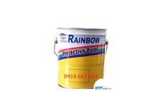 Sơn chịu nhiệt Rainbow 300 độ màu trắng