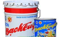 Tìm nhà cung cấp bán sơn dầu bạch tuyết giá rẻ tại quận Bình Thạnh