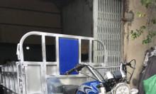 Xe ba bánh, xe ba gác, xe lôi chở hàng mới tại xưởng