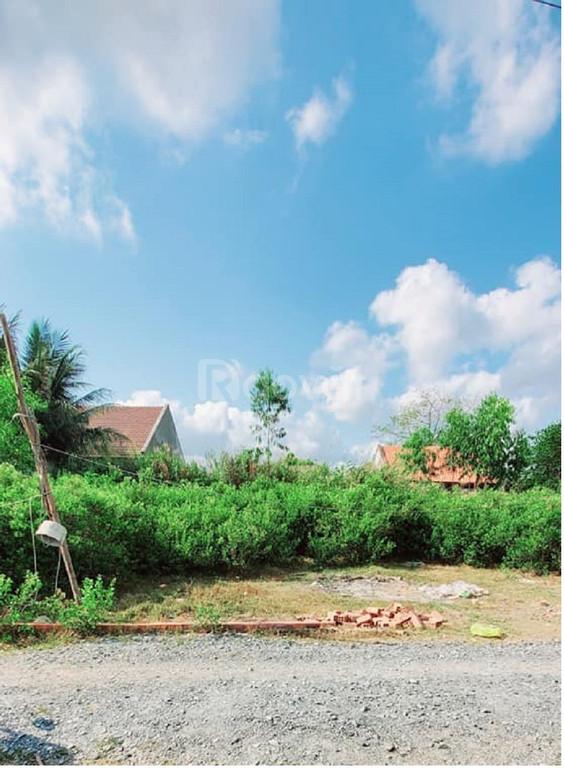 Nhượng lại 364m2 đất ven sông đường ô tô xã Phú Đông