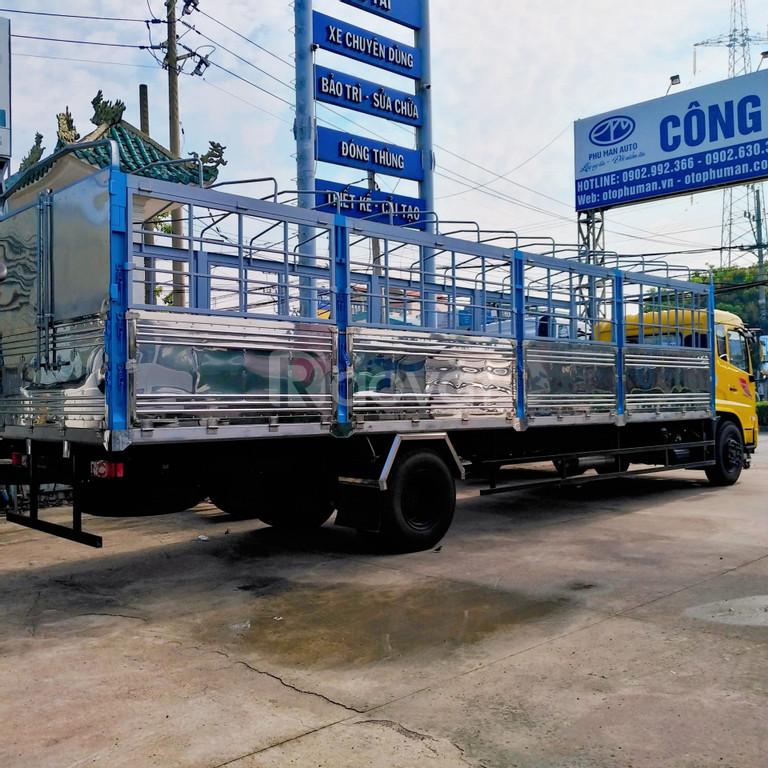 Giá xe tải dongfeng 8 tấn b180 2020 thùng dài 9m5