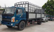 Xe tải chiến thắng 8 tấn ga cơ - thùng bạt 6.7 mét | Giá thanh lý