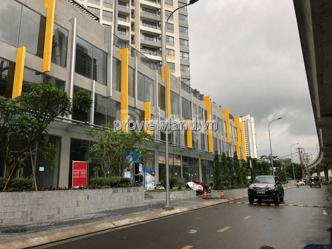 Căn Shophouse Masteri An Phú, 170m2, 3 tầng, cần cho thuê
