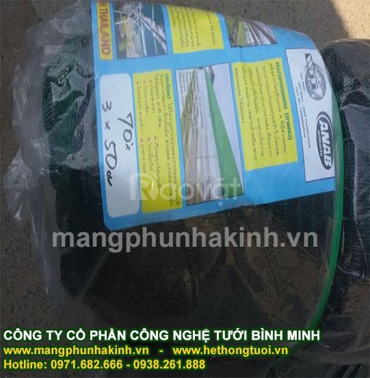 Cung cấp lưới che nắng nhập khẩu Thái Lan, lưới che nắng Thái Lan