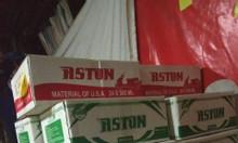 Nước giải nhiệt xanh Aston thùng 24 lon *500ml