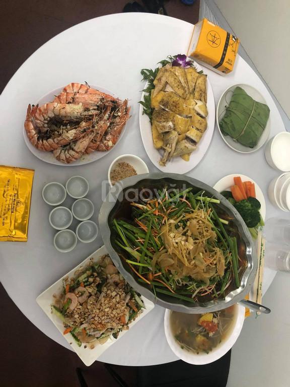 Đặt cỗ tại nhà ở Hoàng Mai Hà Nội