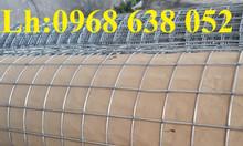 Lưới thép hàn 1mm mắt 10x10mm, lưới thép hàn ô vuông 1mm