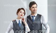 Xưởng may áo gile nữ công sở chất lượng, mẫu mã đẹp với mức giá tốt